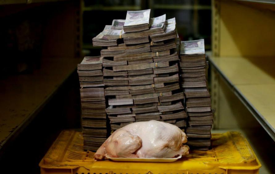 venezuela chicken