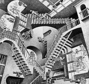 300px-Escher's_Relativity