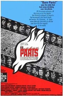 Parisburning