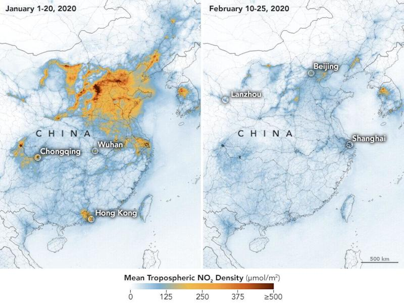 Airborne-Nitrogen-Dioxide-in-China-1200x908